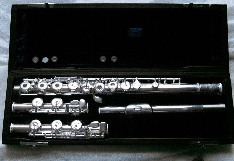 * Courante flute + Hand Cut Head CFL550 Flute  offset G - discounted to R  3479.13