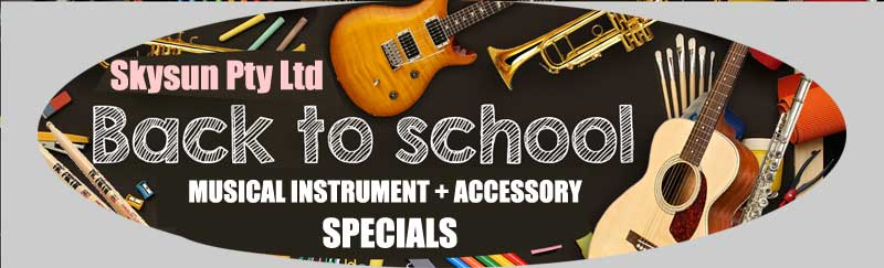 Musical Instruments Online and Cape town Jhb sales