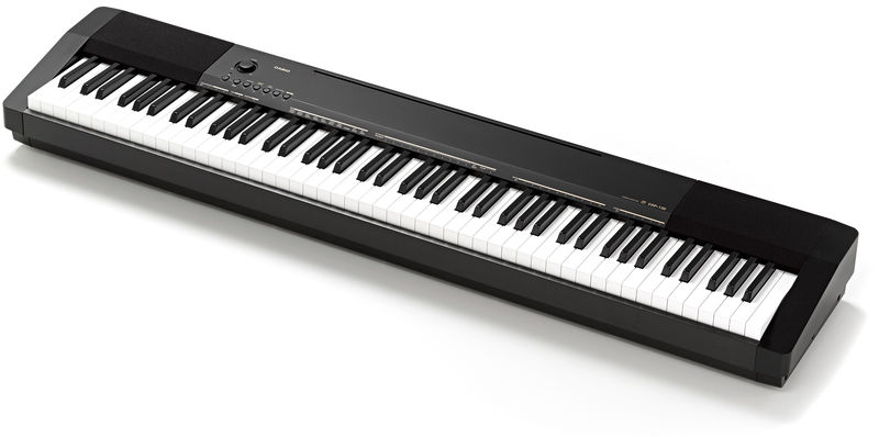 Casio CDP135 digital piano with Free wooden stand valued R1599