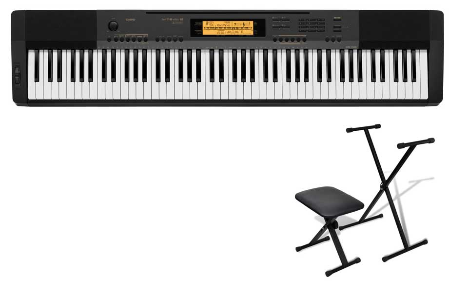 Casio CDP230 Digital piano - Retails R13999 Showroom demo from R