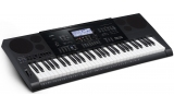 Casio CTK 7200 Keyboard w audio recording , 17 track sequencer, mixer, 820 tones 260 rhythms  View johannesburg UP*