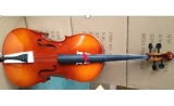 Courante cello 44 Multi layered  mature wood includingfree setup value R250. * View CAPETOWN