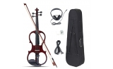 Courante Electric frame violin (4/4) with headphones   tuner + free electronic tuner UP*
