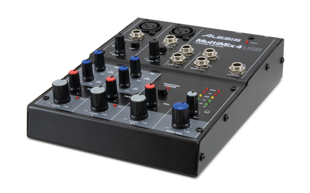 Alesis MULTIMIX4USB