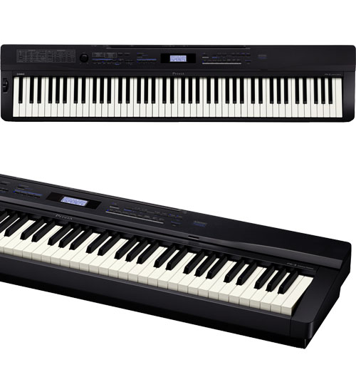 * Privia Flagship model PX3 Digital stage piano (video) -  hardly played demo less almost 50%